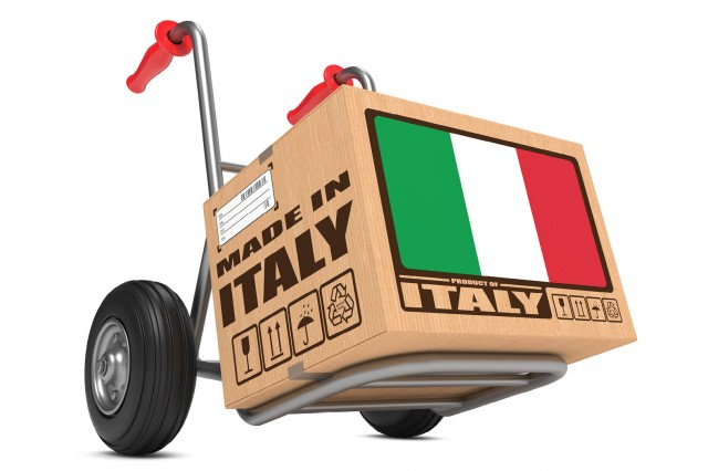 C'era una volta il Made in Italy…