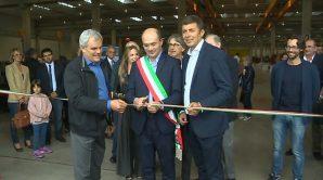 Reggio Emilia, nuovo stabilimento Metall Steel