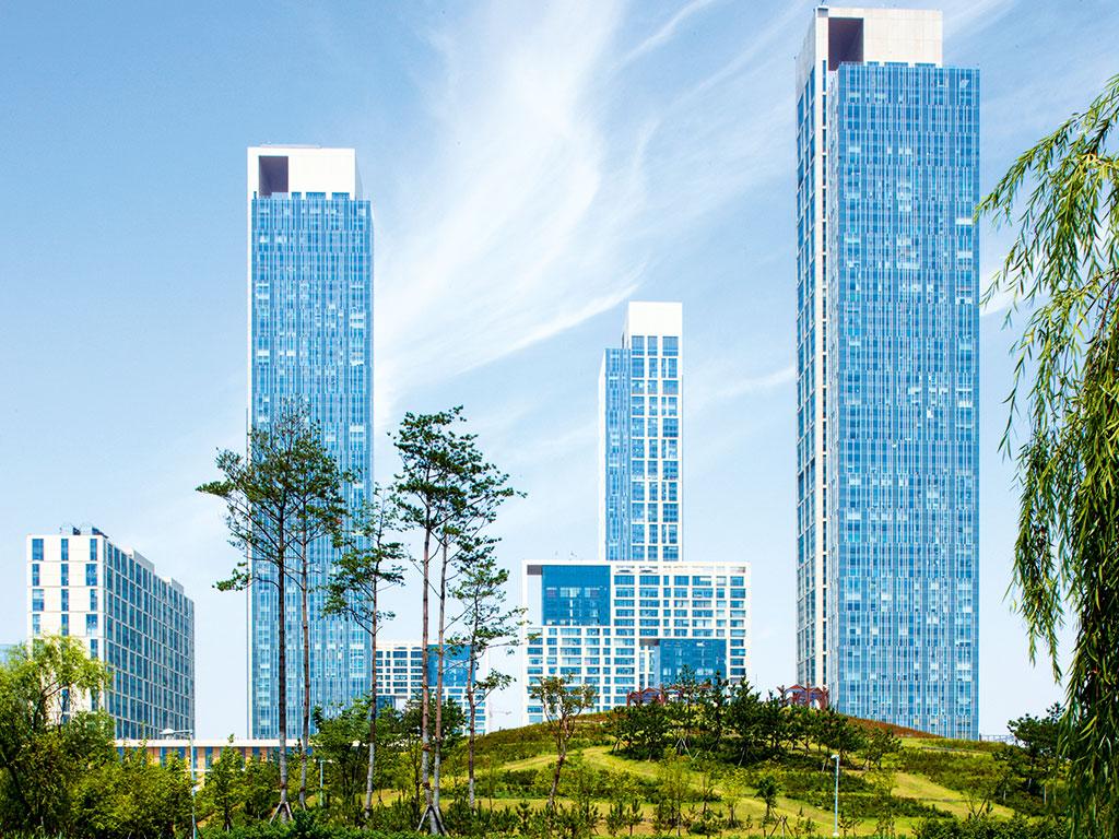south koreas hi tech city - HD1024×768