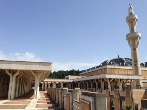 La grande moschea di Roma