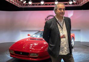 Reggio Emilia tifa Ferrari: Mauro Forghieri, Luigi Mazzola e Thomas Biagi al media opportunity di Ruote da Sogno