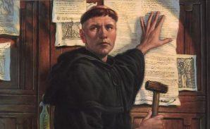 Elogio di Martin Lutero